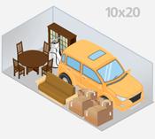 Storage Size 200x1800