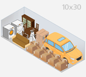 Storage Size 300x2700