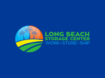 Long Beach Storage Center Logo